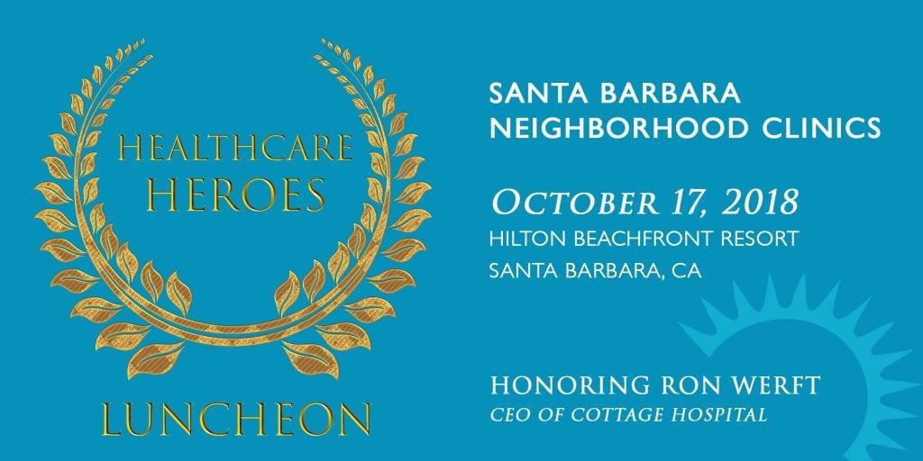 Healthcare Heroes Luncheon Santa Barbara Neighborhood Clinics